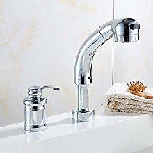 Pkfinrd - Miscelatore a doppio foro per rubinetto