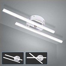 Plafoniera a LED, Lampadario da soffitto moderno