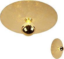Plafoniera / Applique oro 40cm - DISQUE