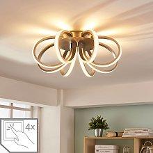 Plafoniera LED Vada a forma di fiore