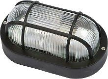Plafoniera ovale applique lanterna illuminazione