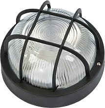 Plafoniera tonda applique lanterne illuminazione