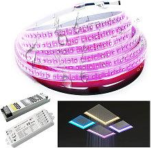 Planetitaly - KIT striscia LED IP67 24V RGB 5