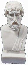 Platone scultura busto statua antico filosofo greco