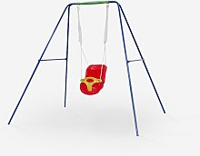 Playtown - Altalena per bambini giardino con