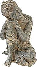 PLIENG Buddha Dormiente Scultura da Giardino
