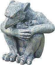 PLIENG Statua di Decoro Gotico, Scultura del