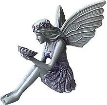 PLIENG Statua di Fata Resina Artigianato Ornamento