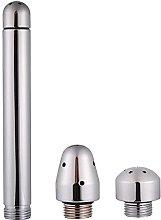 Plug anale in acciaio inossidabile set in metallo
