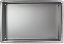 PME OBL09132 Teglia Professionale, Alluminio,