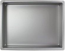 PME OBL12162 Teglia Professionale, Alluminio,
