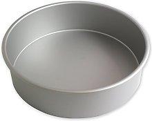 PME RND163 Teglia Professionale, Alluminio, Argento