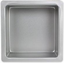 PME SQR054 Teglia Professionale, Alluminio,