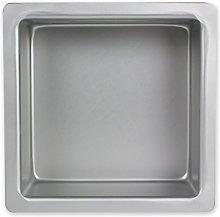PME SQR074 Teglia Professionale, Alluminio,