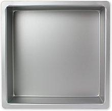 PME SQR153 Teglia Professionale, Alluminio,