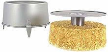 PME - Teglia da Forno in Alluminio per Torta Angel