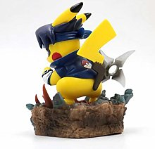 Pokemon modello del fumetto, modello Statua
