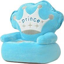 Poltrona Imbottita per Bambini Principe Blu