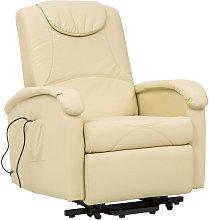 Poltrona Relax Elettrica Reclinabile Confort
