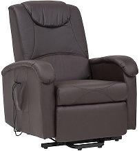 Poltrona Relax Massaggiante Elettrica Confort