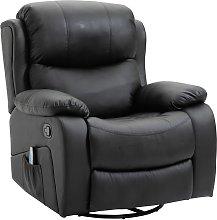 Poltrona Relax Massaggiante Riscaldante