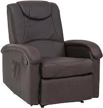 Poltrona Relax Reclinabile Confort Imbottita