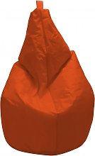 Poltrona sacco pouf luxor con sacco contenitore