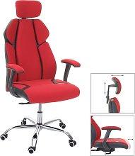 Poltrona sedia da ufficio ergonomica girevole