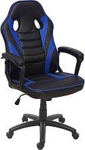 Poltrona sedia ufficio girevole HWC-F59 ergonomica