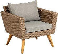 Poltrona Sumie FSC 100% - Natural - Kave Home