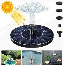 Pompa per fontana solare, pompa per acqua solare,