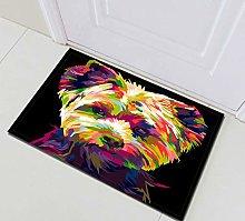 Pop Art - Tappetino da bagno per cani,
