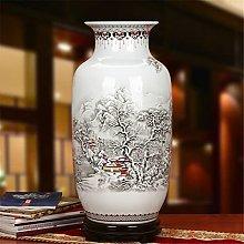 Porcellana di Hbao,Famille Rose,Scena della
