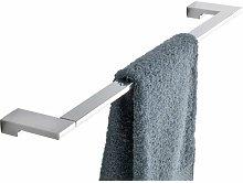 Porta asciugamani cromo 36 cm serie swing -