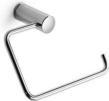 Porta carta igienica a gancio Picola in ottone