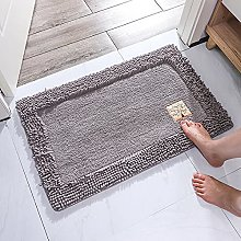 porta del bagno assorbente tappeto antiscivolo