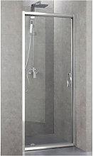 Porta doccia battente 105 cm trasparente