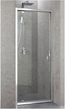 Porta doccia battente 120 cm trasparente