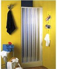Porta Doccia in PVC 140CM H185 a soffietto con