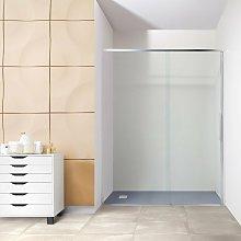 Porta doccia OSLO scorrevole a nicchia 150 cm