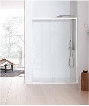 Porta doccia scorrevole 200 cm trasparente serie