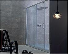 Porta doccia scorrevole cincill - Tamanaco