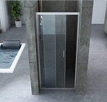 Porta doccia scorrevole per nicchia 6mm