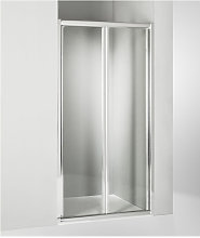Porta doccia soffietto 95 cm trasparente