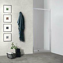 Porta doccia TOKYO battente a nicchia 90 cm