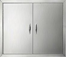 Porta Esterno da Cucina 26x24 cm Doppia Accesso