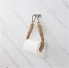 Porta rotolo di carta igienica, accumulo di