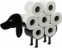 Porta rotolo di carta igienica per cani | Pukkr -