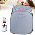Portable Home Spa Steam Sauna Tent Loss Weight