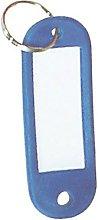 Portachiavi blu